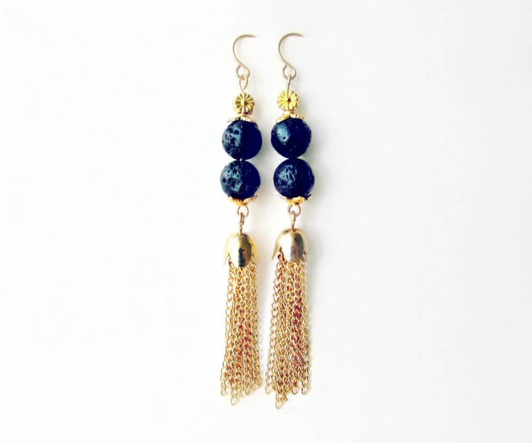 argentium of dangles grande blue with earrings cobalt products images earwires product flower marquis pointed bell