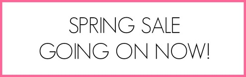 Spring Sale at Piggle and Pop!
